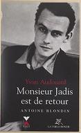Illustration de la page Antoine Blondin (1922-1991) provenant du document numerisé de Gallica