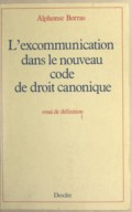 Image from Gallica about Excommunication (droit canonique)