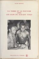 Illustration de la page Gouin (peuple d'Afrique) provenant de Wikipedia