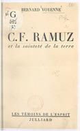 Bildung aus Gallica über Bernard Voyenne (1920-2003)