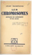 Image from Gallica about Chromosomes