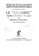 Illustration de la page Maurice Parijanine (1885-1937) provenant de Wikipedia