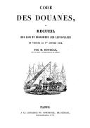 Illustration de la page M. Bourgat (directeur des douanes, 18..-18..) provenant de Wikipedia