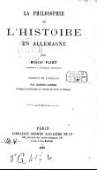 Illustration de la page Robert Flint (1838-1910) provenant de Wikipedia