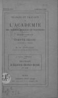 Bildung aus Gallica über Albert Pingaud (1869-193.?)