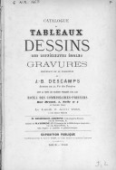 Image from Gallica about Jean-Baptiste Descamps (1706-1791)