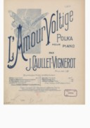 Illustration de la page J. Caullet-Vignerot (compositeur, 18..-19..) provenant de Wikipedia