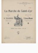 Illustration de la page La marche de Saint-Cyr provenant de Wikipedia