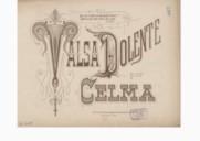 Illustration de la page compositeur Celma (18..-19..?) provenant de Wikipedia