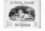 Illustration de la page La petite Jeanne. Piano provenant de Wikipedia