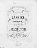 Illustration de la page A. Chazot-Laucher (compositeur, 18..-18..) provenant de Wikipedia