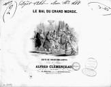Illustration de la page Le bal du grand monde. Piano provenant de Wikipedia