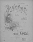 Bildung aus Gallica über Hongroise. Piano