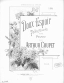 Image from Gallica about Arthur Coupet (compositeur, 18..-19..)