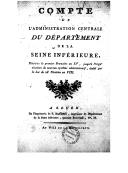 Illustration de la page Seine-Maritime. Archives départementales provenant de Wikipedia