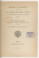 Image from Gallica about Georges Desdevises du Dézert (1854-1942)