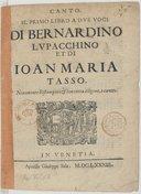 Bildung aus Gallica über Bernardino Lupacchino