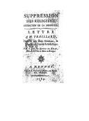 Illustration de la page Ordres monastiques et religieux provenant de Wikipedia