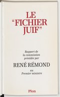 Image from Gallica about René Rémond (1918-2007)