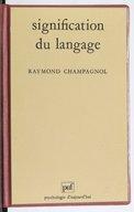 Illustration de la page Raymond Champagnol provenant de Wikipedia