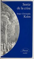 Image from Gallica about Serge-Christophe Kolm