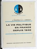 Illustration de la page Jacques Chapsal (1909-1990) provenant de Wikipedia