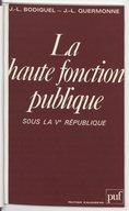 Bildung aus Gallica über Jean-Louis Quermonne