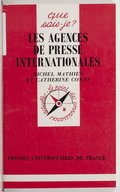 Image from Gallica about Agences de presse