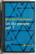 Bildung aus Gallica über Georges Friedmann (1902-1977)