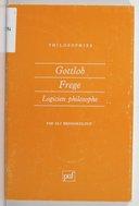 Illustration de la page Gottlob Frege (1848-1925) provenant de Wikipedia