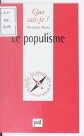 Illustration de la page Populisme provenant de Wikipedia