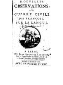Image from Gallica about Français (langue)