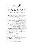 Illustration de la page Français (langue) -- Argot provenant de Wikipedia