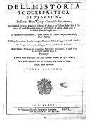 Illustration de la page Pietro Maria Campi (1569-1649) provenant de Wikipedia