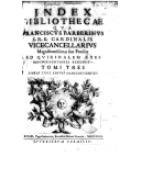 Image from Gallica about Francesco Barberini (1597-1679)