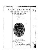 Illustration de la page Federigo di Scipione Alberti provenant de Wikipedia