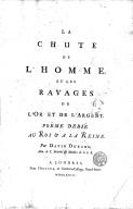 Illustration de la page David Durand (1680?-1763) provenant de Wikipedia