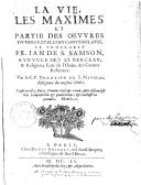 Bildung aus Gallica über Donatien de Saint-Nicolas