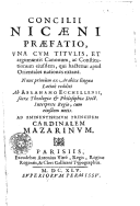 Bildung aus Gallica über Abraham Ecchellensis (1605-1664)