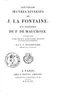 Image from Gallica about François de Maucroix (1619-1708)