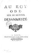 Illustration de la page Michel Guyot de Merville (1696-1755) provenant de Wikipedia