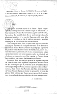 Adresse du prince Adam Czartoryski à Napoléon III, au nom de l'émigration polonaise pour le féliciter d'avoir échappé à l'attentat d'Orsini.