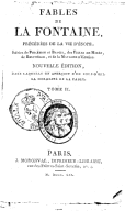 Illustration de la page Six fables de La Fontaine provenant de Wikipedia