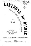 Illustration de la page Bab (homme de lettres, 18..-18..) provenant de Wikipedia