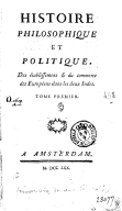 Illustration de la page Colonies -- Administration provenant de Wikipedia