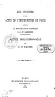 Bildung aus Gallica über Irénée Célestin Baume (1828-1890)