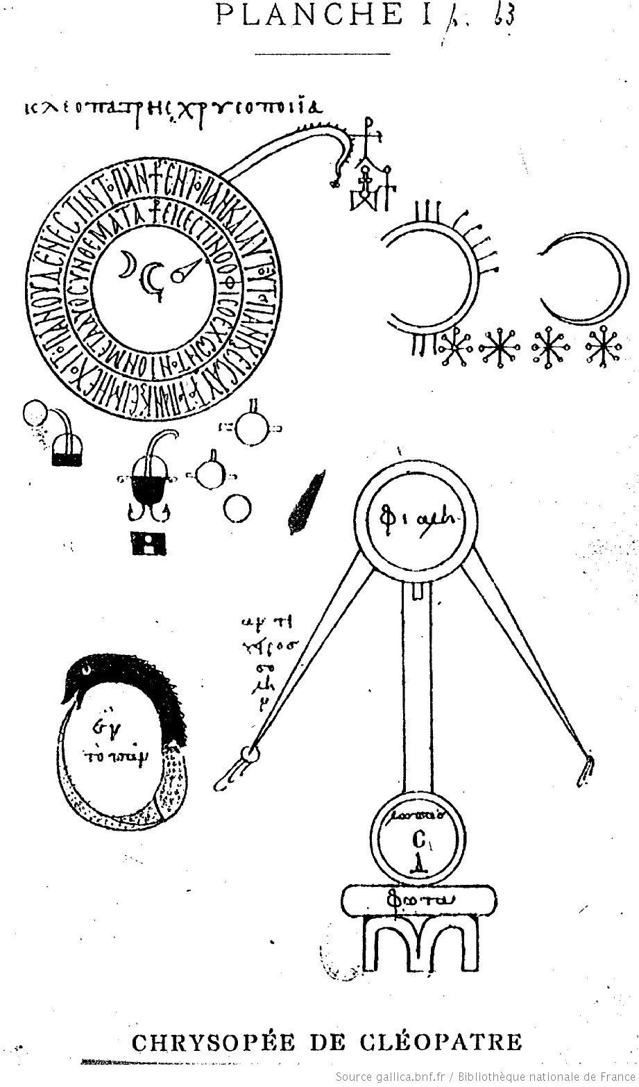 Les origines de l' alchimie par Marcellin Berthelot, 1885