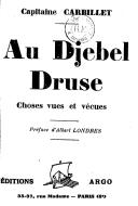 Illustration de la page Gabriel Carbillet (1884-1940) provenant de Wikipedia