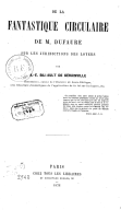 Illustration de la page Alexandre-Ernest Billault de Gérainville (1825-1897) provenant de Wikipedia