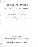 Illustration de la page Julien Raimond (1744-1800) provenant de Wikipedia
